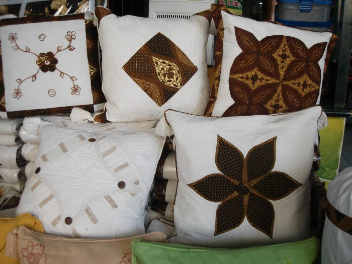 Batik patchwork design