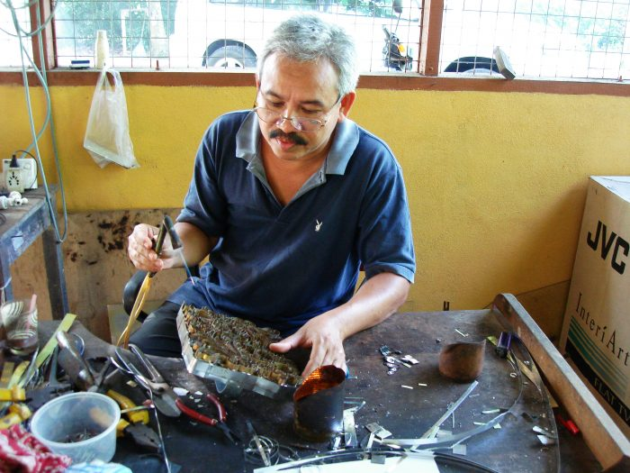 blok maker abdul ghani
