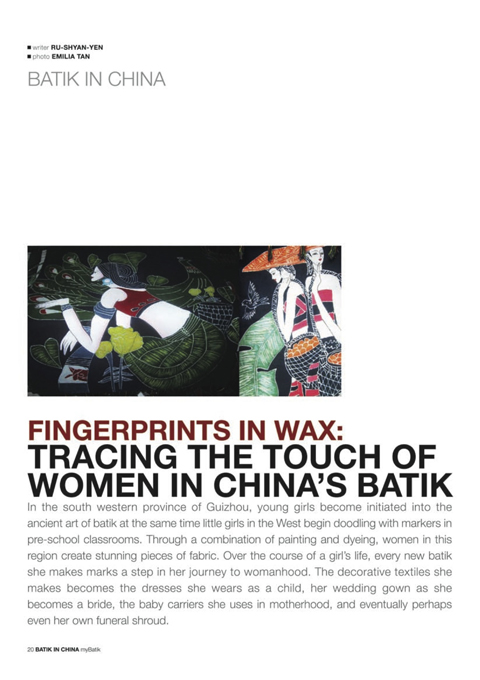 Emagazine myBatik Issue 3 - Copy copy 2