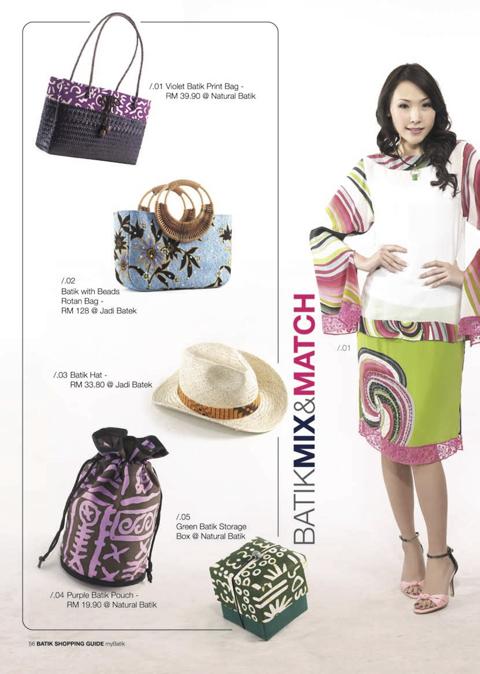 Emagazine myBatik Issue 3 - Copy copy 6