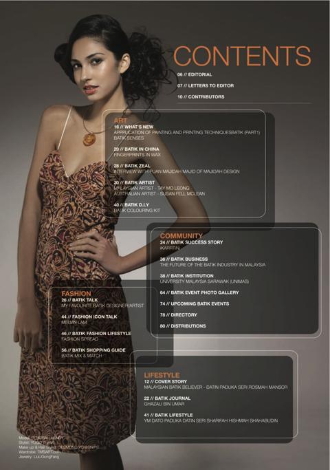 Emagazine myBatik Issue 3 - Copy